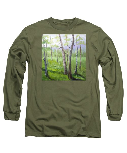 Aspens Soaring Long Sleeve T-Shirt