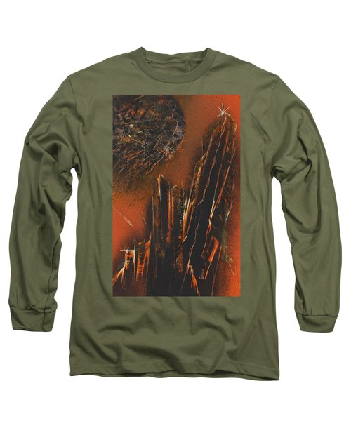 Astral Colonnades Long Sleeve T-Shirt
