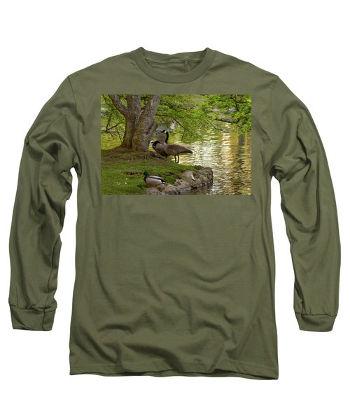 At Days End Long Sleeve T-Shirt