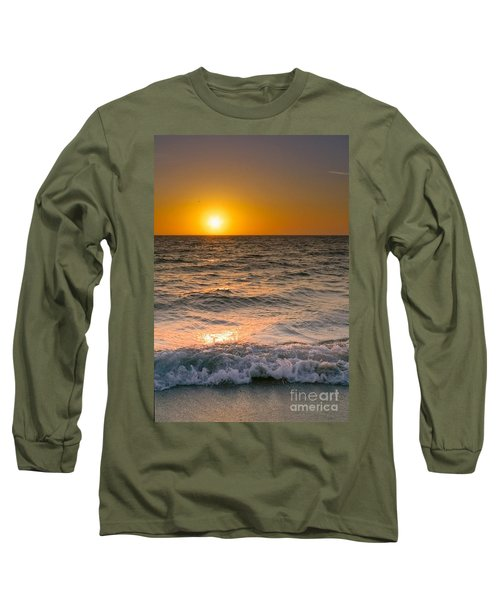 At Days End Long Sleeve T-Shirt by Kym Clarke