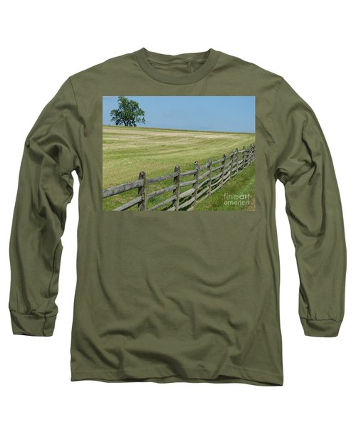 At Gettysburg Long Sleeve T-Shirt