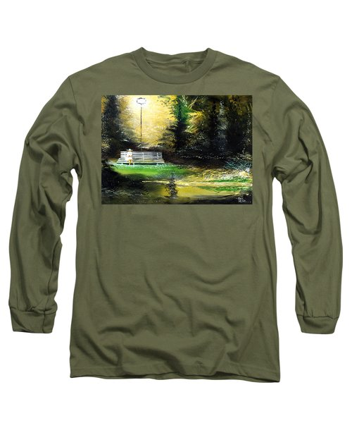At Peace Long Sleeve T-Shirt