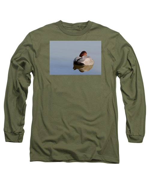 Long Sleeve T-Shirt featuring the photograph At Rest by Richard Patmore