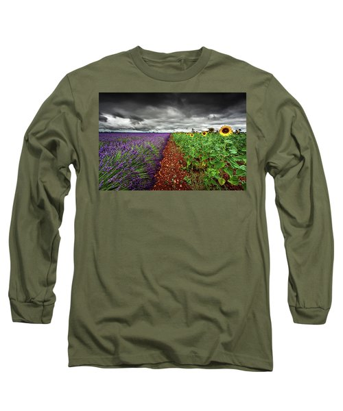 At The Middle Long Sleeve T-Shirt