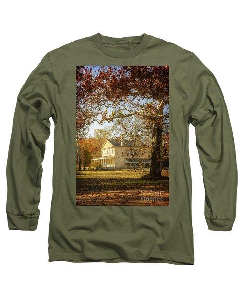 Atsion Mansion Long Sleeve T-Shirt