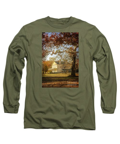 Atsion Mansion Long Sleeve T-Shirt