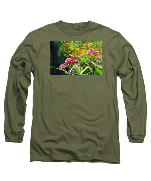 August Monarch Long Sleeve T-Shirt