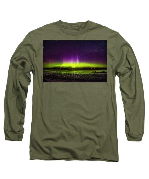 Aurora Australis Long Sleeve T-Shirt