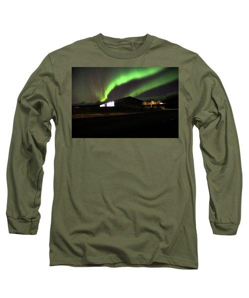 Aurora Borealis - 1 Long Sleeve T-Shirt