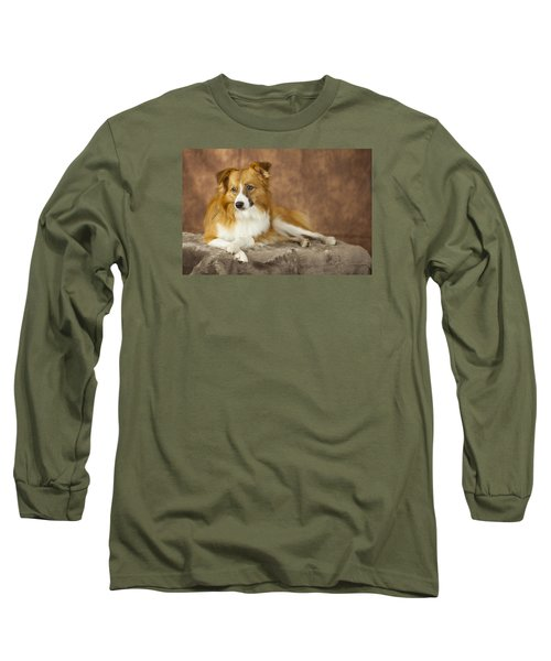 Aussie Pose 4 Long Sleeve T-Shirt