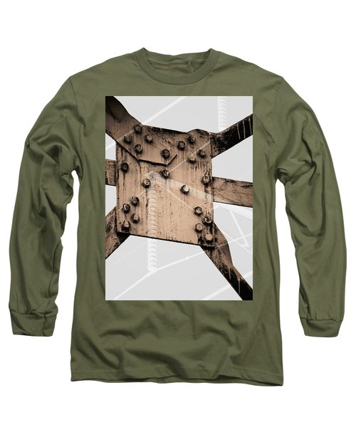 Austerity Of Form Long Sleeve T-Shirt