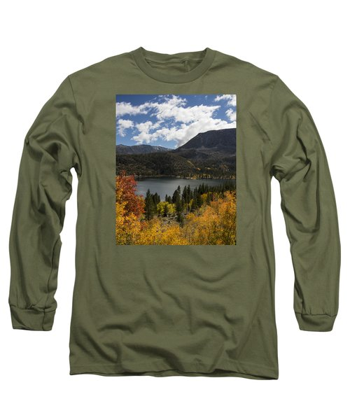 Autumn At Rock Creek Lake 2 Long Sleeve T-Shirt