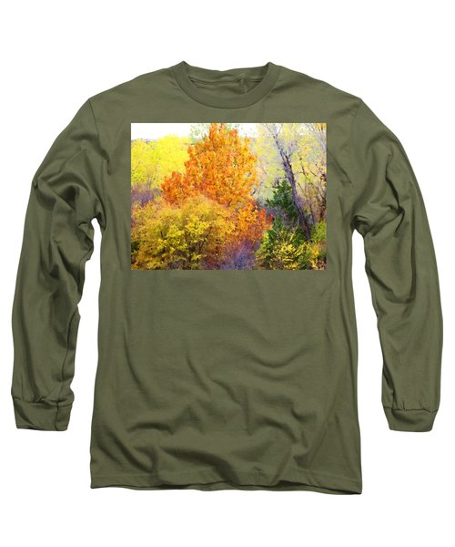 Autumn Blaze  Long Sleeve T-Shirt
