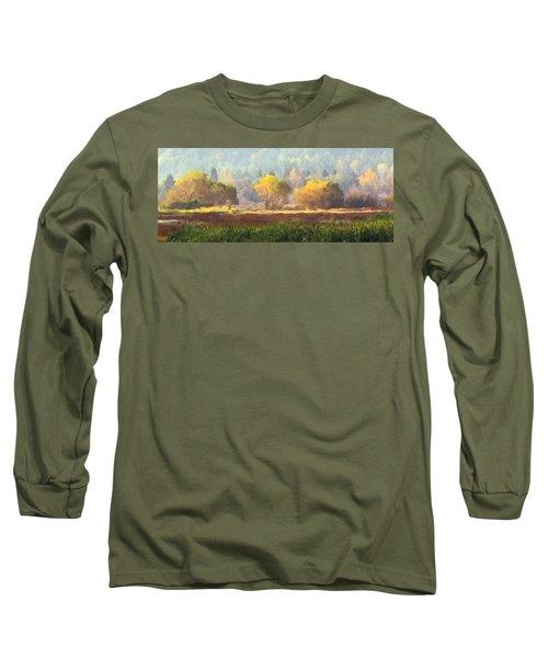 Autumn Bouquet Long Sleeve T-Shirt