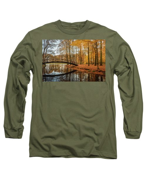 Autumn Bridge Long Sleeve T-Shirt
