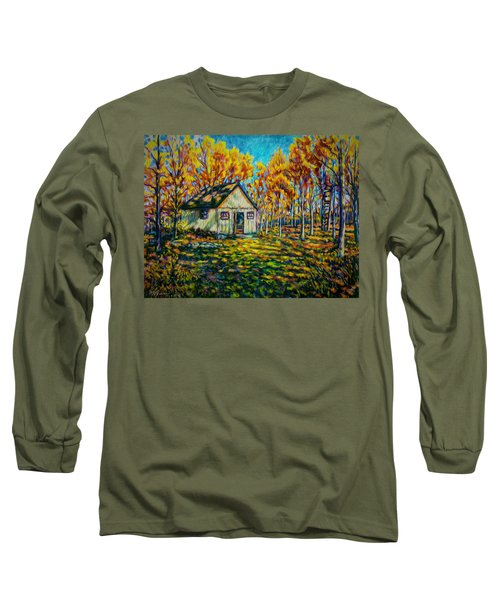 Autumn Cabin Trip Long Sleeve T-Shirt