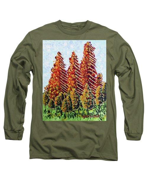 Autumn Christmas Long Sleeve T-Shirt