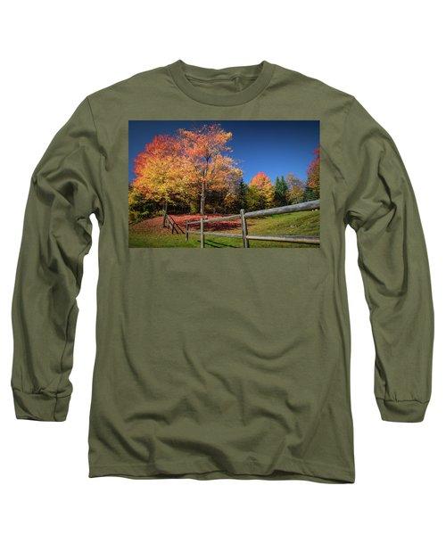 Autumn Color Long Sleeve T-Shirt