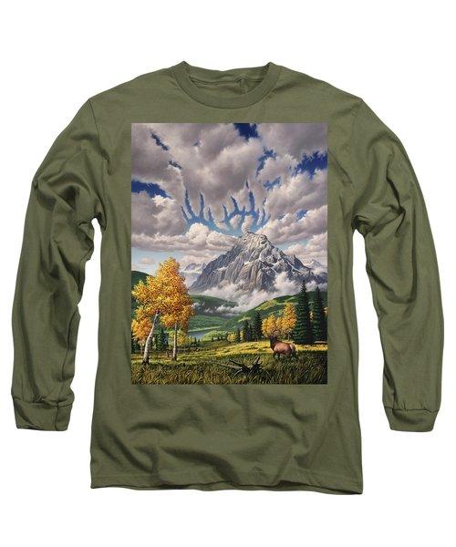 Autumn Echos Long Sleeve T-Shirt