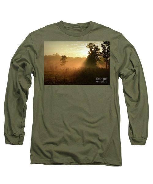Autumn Equinox Long Sleeve T-Shirt