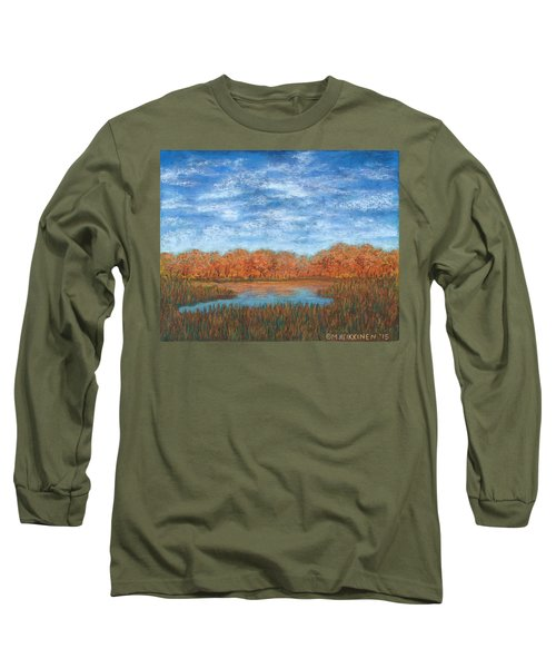 Autumn Field 01 Long Sleeve T-Shirt