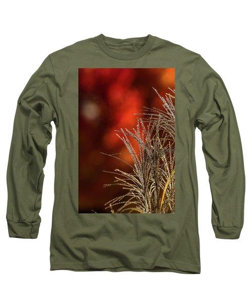 Autumn Fire - 2 Long Sleeve T-Shirt