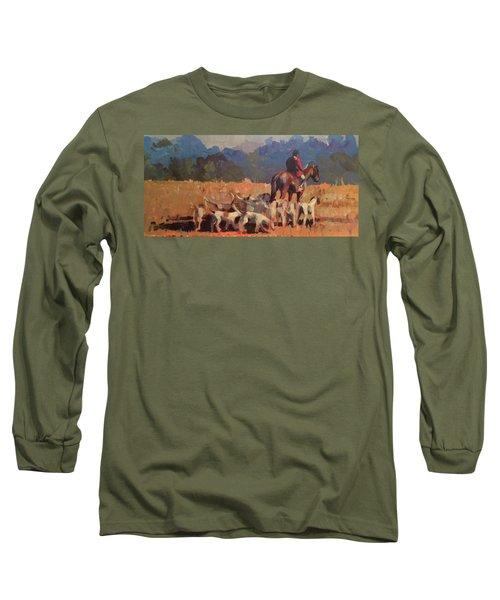 Autumn Hunt Crew Long Sleeve T-Shirt