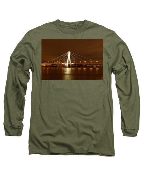 Autumn In Cologne Long Sleeve T-Shirt