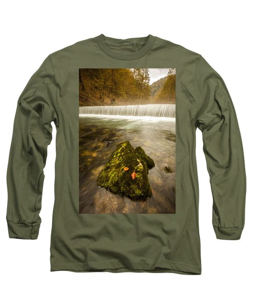 Long Sleeve T-Shirt featuring the photograph Autumn In Croatia by Davorin Mance