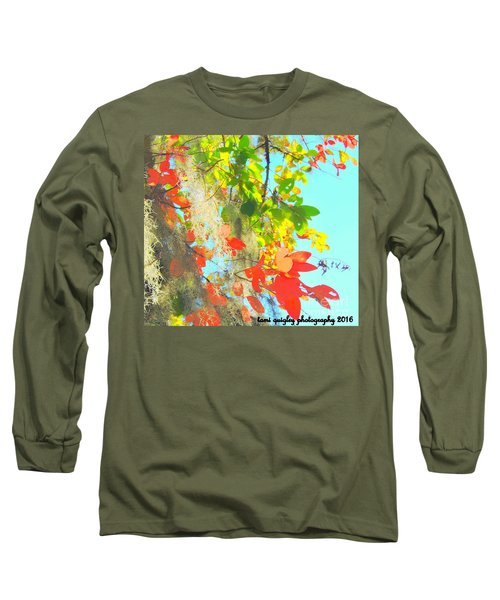 Autumn In Dixie  Long Sleeve T-Shirt