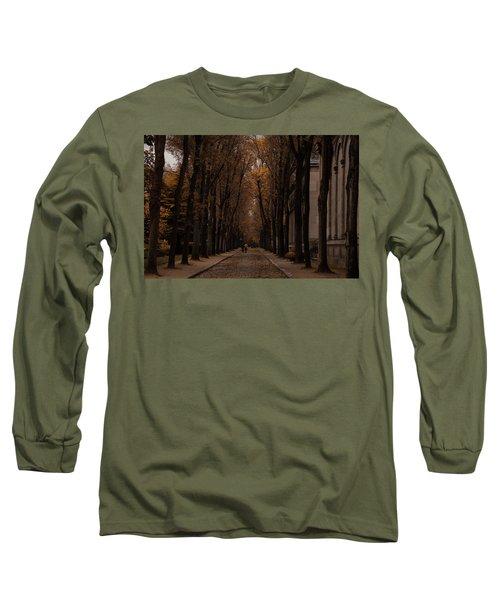 Autumn In Paris 1 Long Sleeve T-Shirt