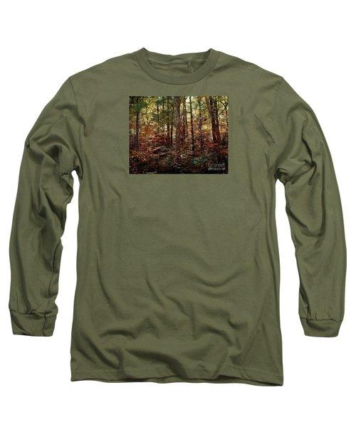 Autumn Is Stirring Long Sleeve T-Shirt
