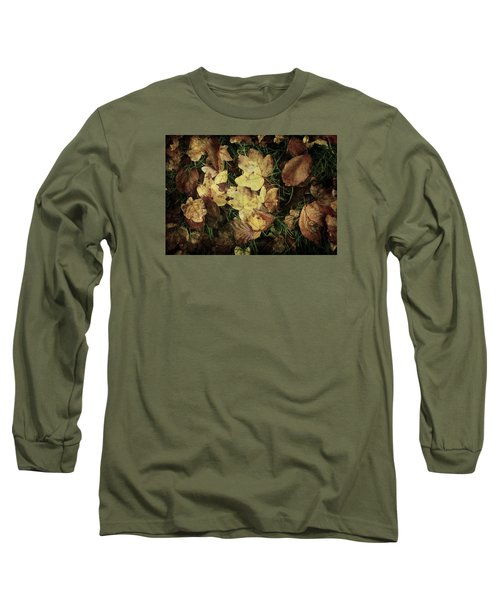 Autumn Leaves Are Falling Down... Long Sleeve T-Shirt