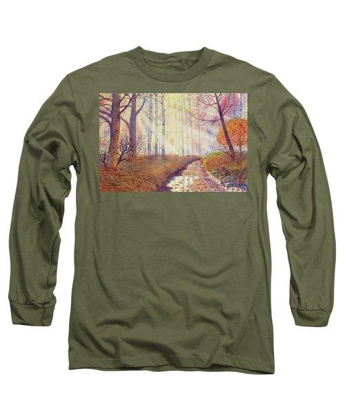 Autumn Memories Long Sleeve T-Shirt