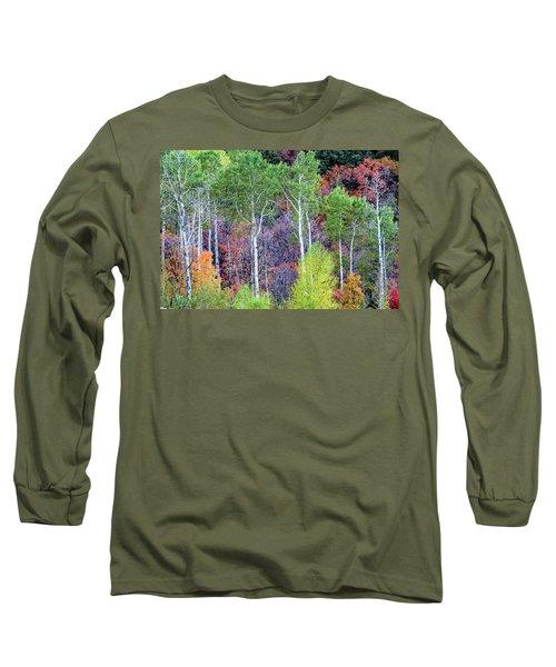 Autumn Mix Long Sleeve T-Shirt