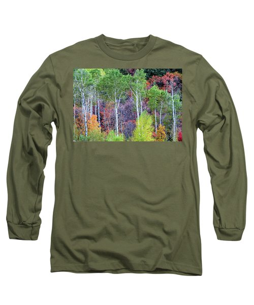 Autumn Mix Long Sleeve T-Shirt