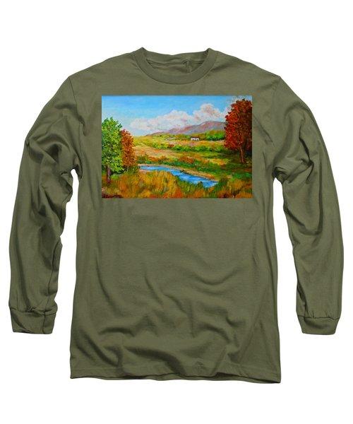 Autumn Nature Long Sleeve T-Shirt