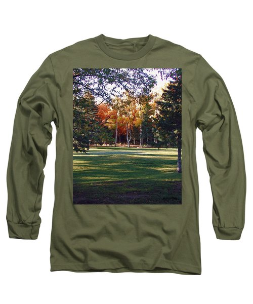 Autumn Park Long Sleeve T-Shirt