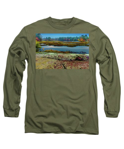 Autumn Rain 2 Long Sleeve T-Shirt