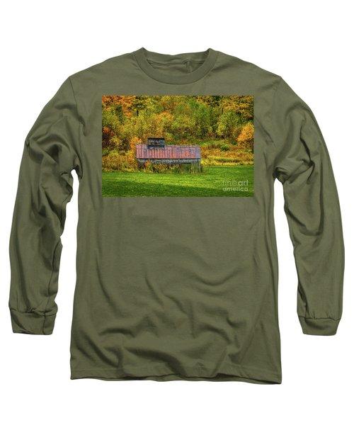 Autumn Rain 3 Long Sleeve T-Shirt