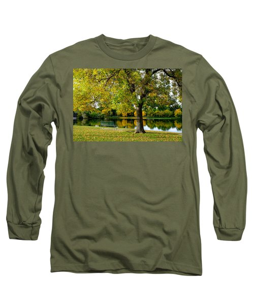 Autumn Repite Long Sleeve T-Shirt