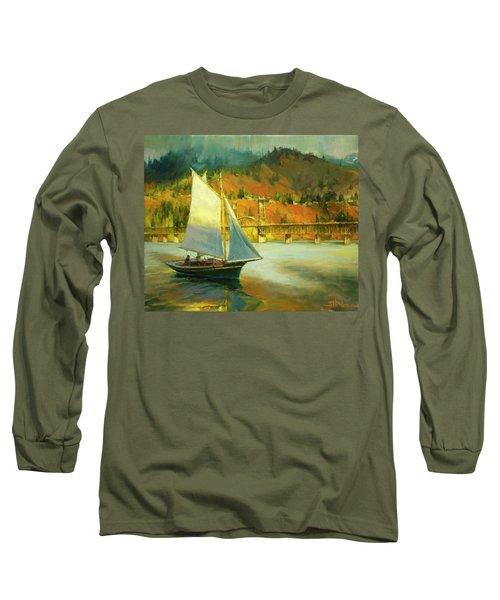 Autumn Sail Long Sleeve T-Shirt