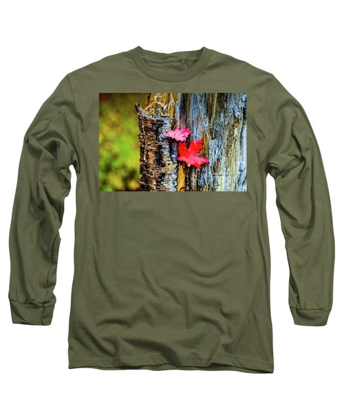 Autumn Silence Long Sleeve T-Shirt