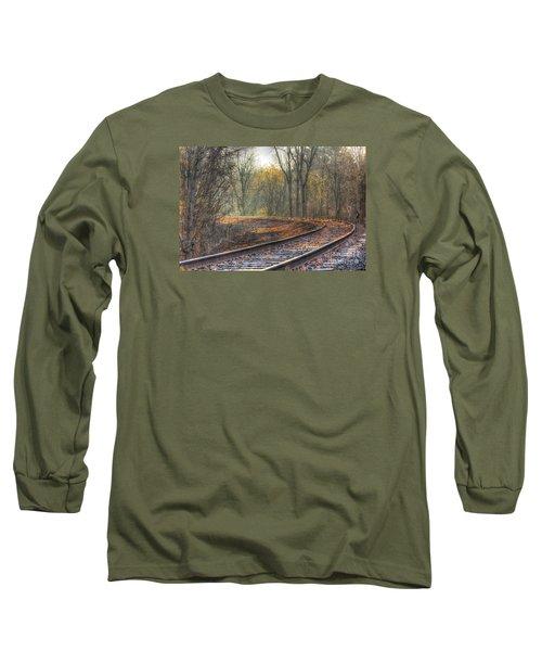 Autumn Tracks Long Sleeve T-Shirt