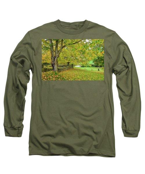 Autumn Wonderland Long Sleeve T-Shirt