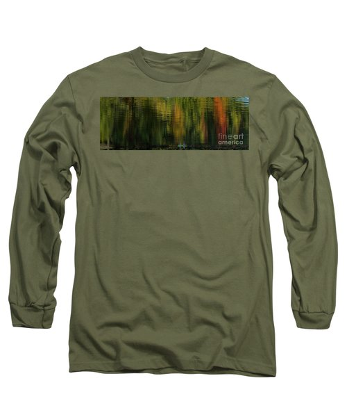 Autumnal Reflections Long Sleeve T-Shirt