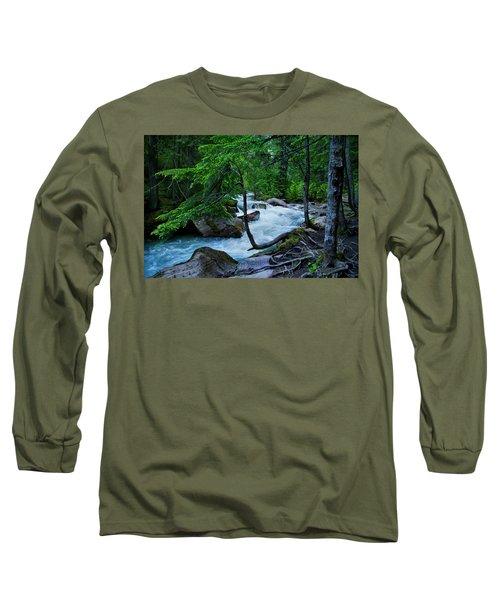 Avalanche Creek Long Sleeve T-Shirt