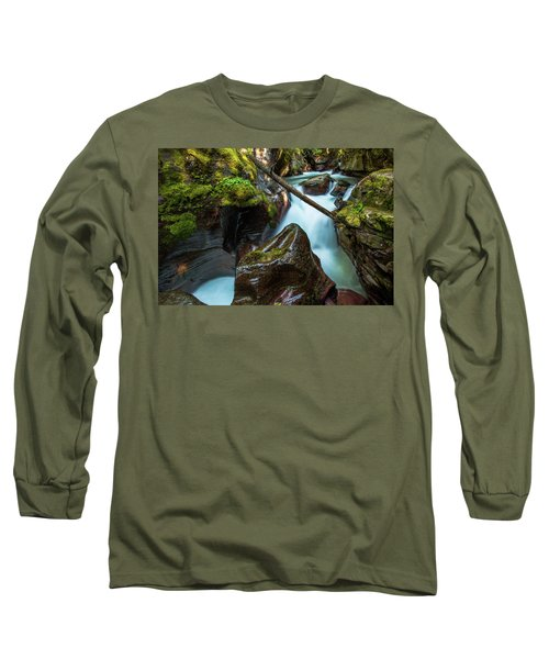 Avalanche Creek Long Sleeve T-Shirt