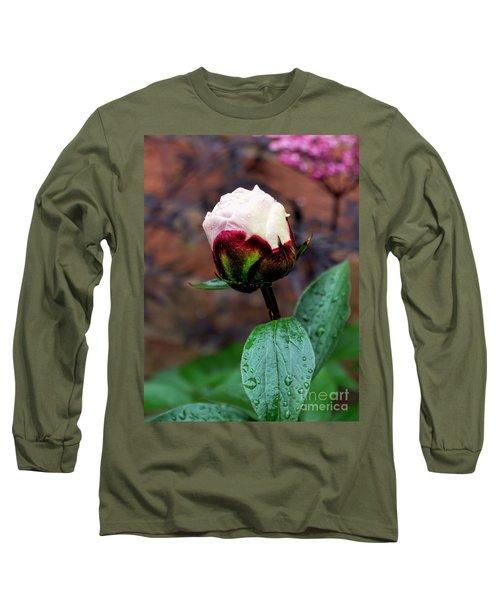 Awakening Long Sleeve T-Shirt by Gillian Singleton