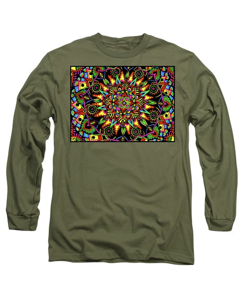 Axis Of Change Long Sleeve T-Shirt